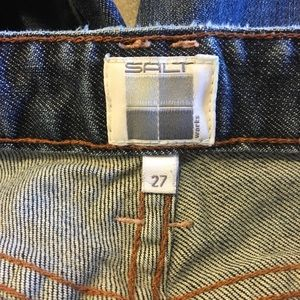 Jeans - Salt Avenue A Low Rise Flare